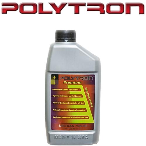 POLYTRON 75W-80 - Трансмисионно масло за ръчни скорости и диференциал