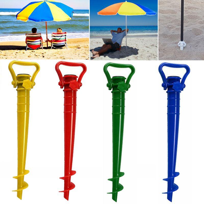 1047 Универсална стойка за плажен чадър свредло за чадър за пясък