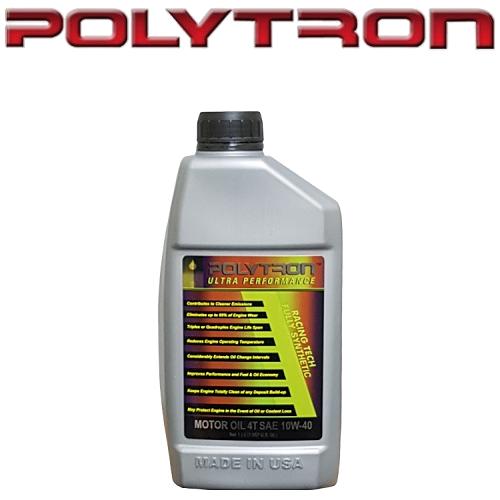 POLYTRON RACING 4T SAE 10W40 - Синтетично масло за мотори