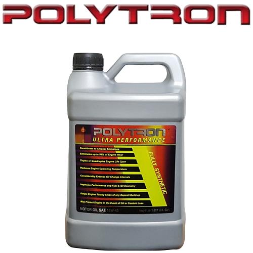 POLYTRON RACING 10W60 - Състезателно моторно масло - Интервал на смяна 50 000 км.