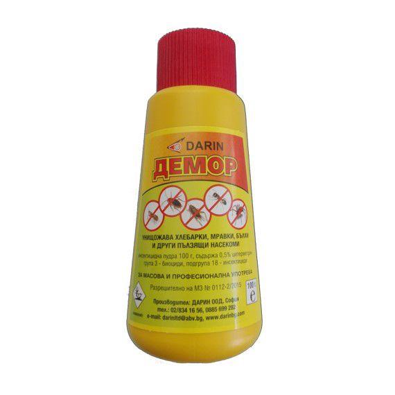 2316 Демор пудра против пълзящи насекоми