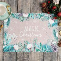 2333 Коледна подложка за хранене Magic Christmas