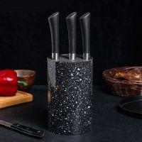 2429 Кухненска поставка за ножове, 18x11cm